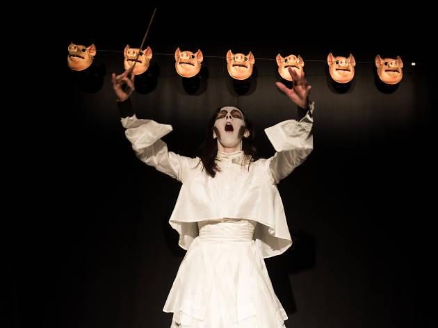 Vangeline Theater: Butoh Beethoven
