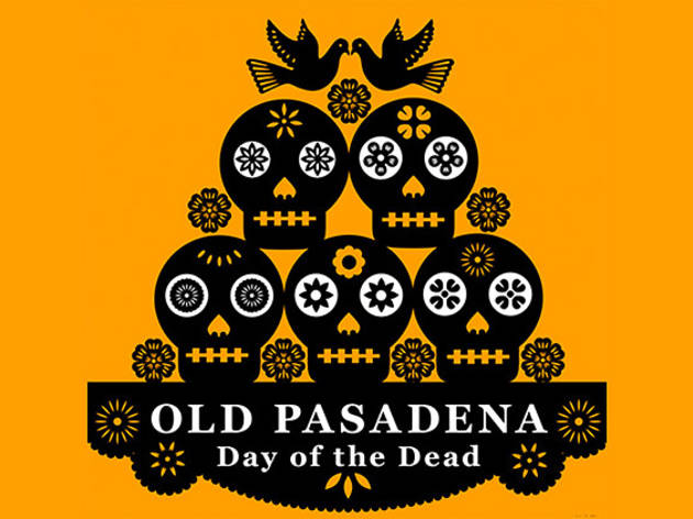 Old Pasadena Day of the Dead
