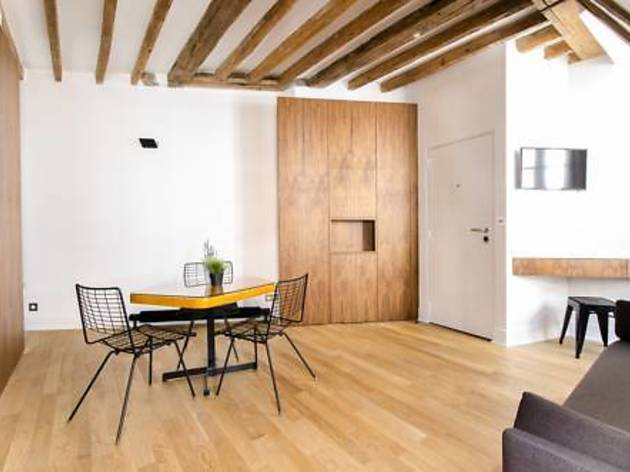 Luxury flat in saint germain des prés.
