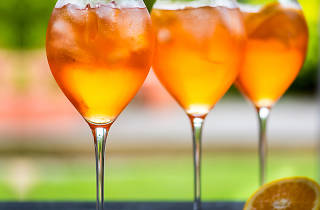 Chiswick Spring Spritz pop-up bar