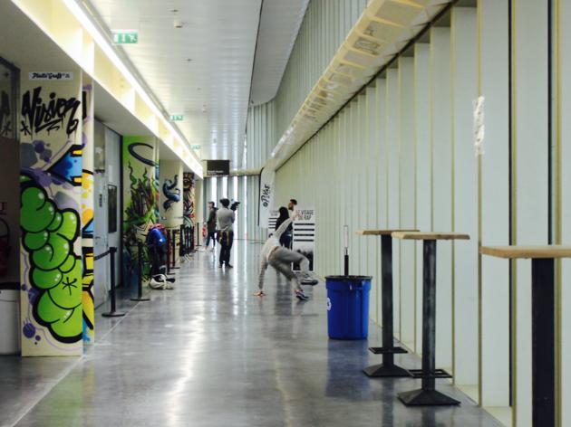 La Place : le nouveau centre culturel hip-hop aux Halles