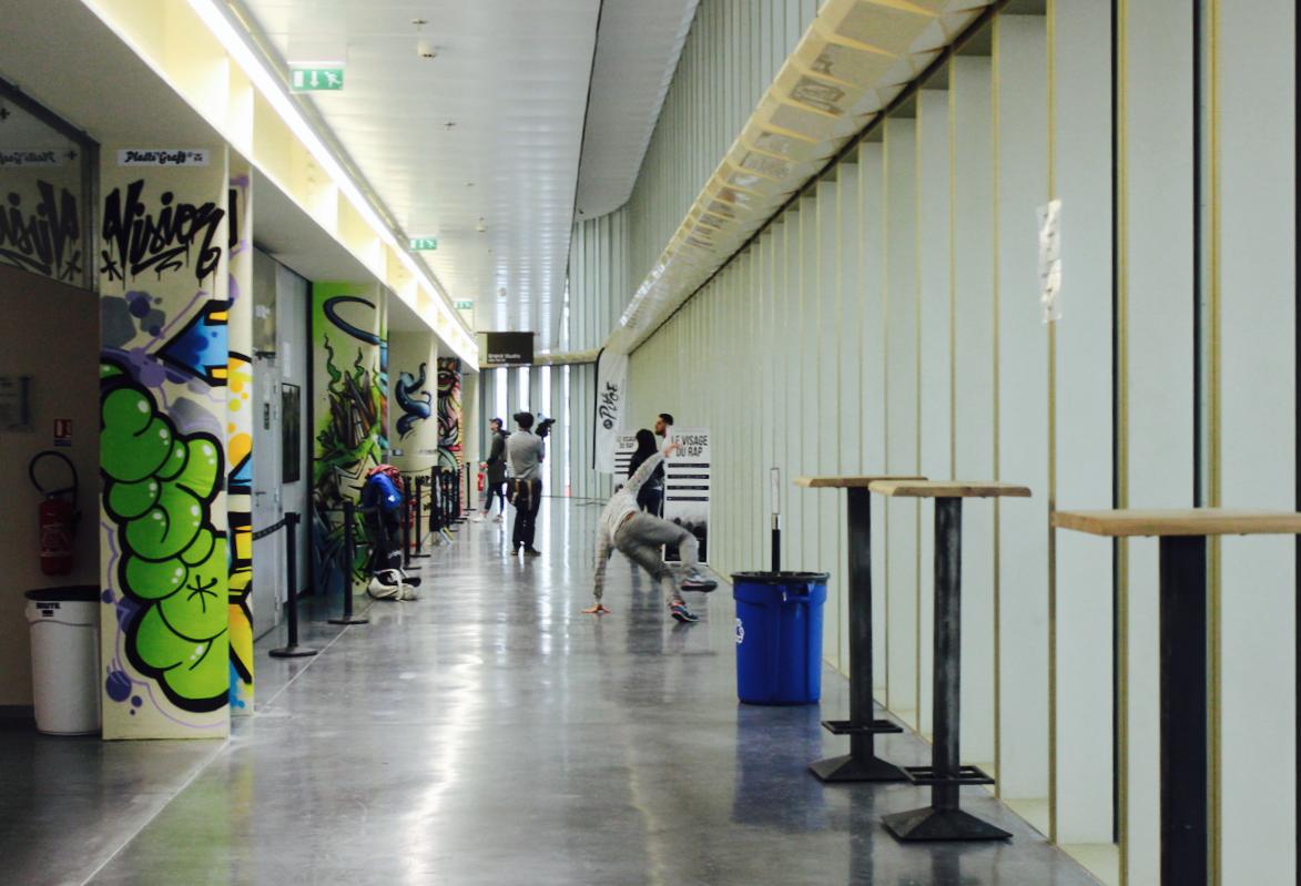 La Place : nouveau centre culturel aux Halles