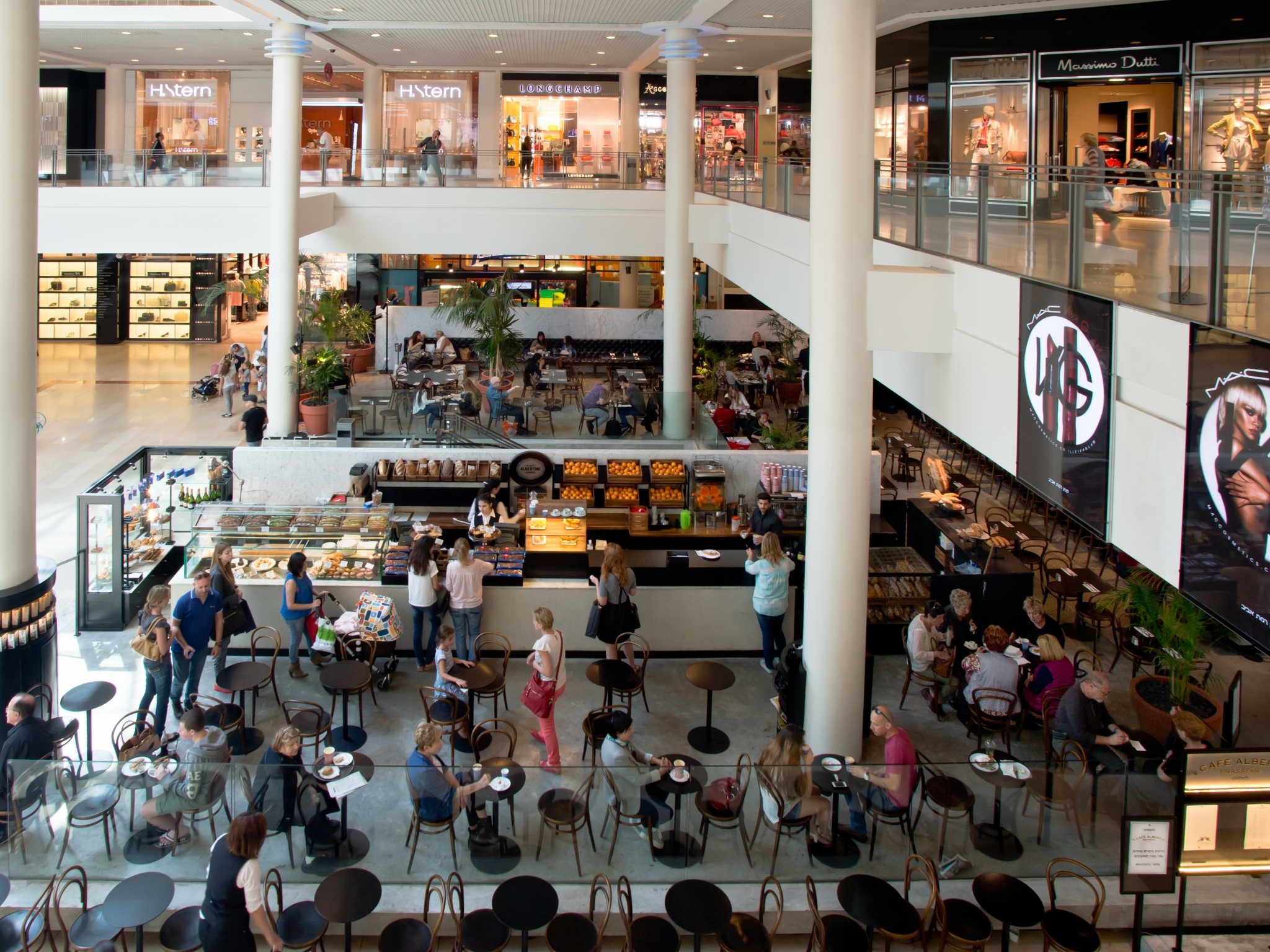 Israel 39 s top shopping malls and markets antiques and for The best boutiques