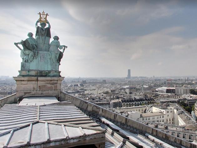5 lieux parisiens à explorer avec Google Curio-cité