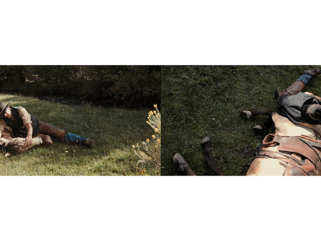 Leah Capaldi: Lay Down