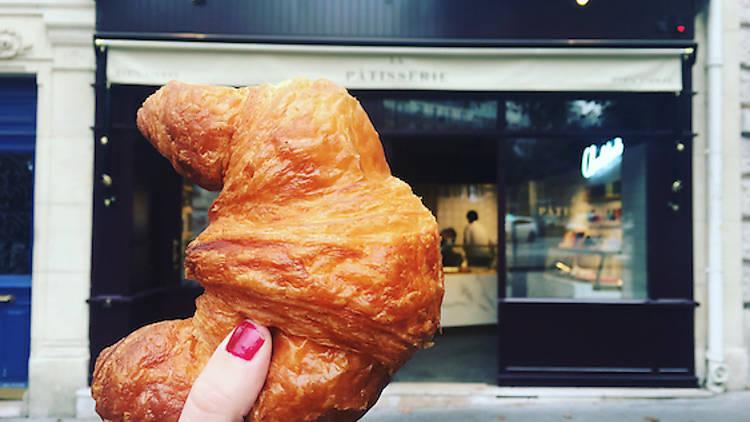 Best croissants in Paris lead image