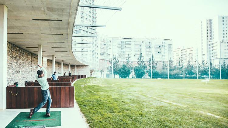 Academia de Golfe Lisboa - Driving Range 2
