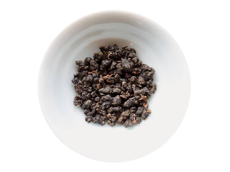 Chá oolong ou azul