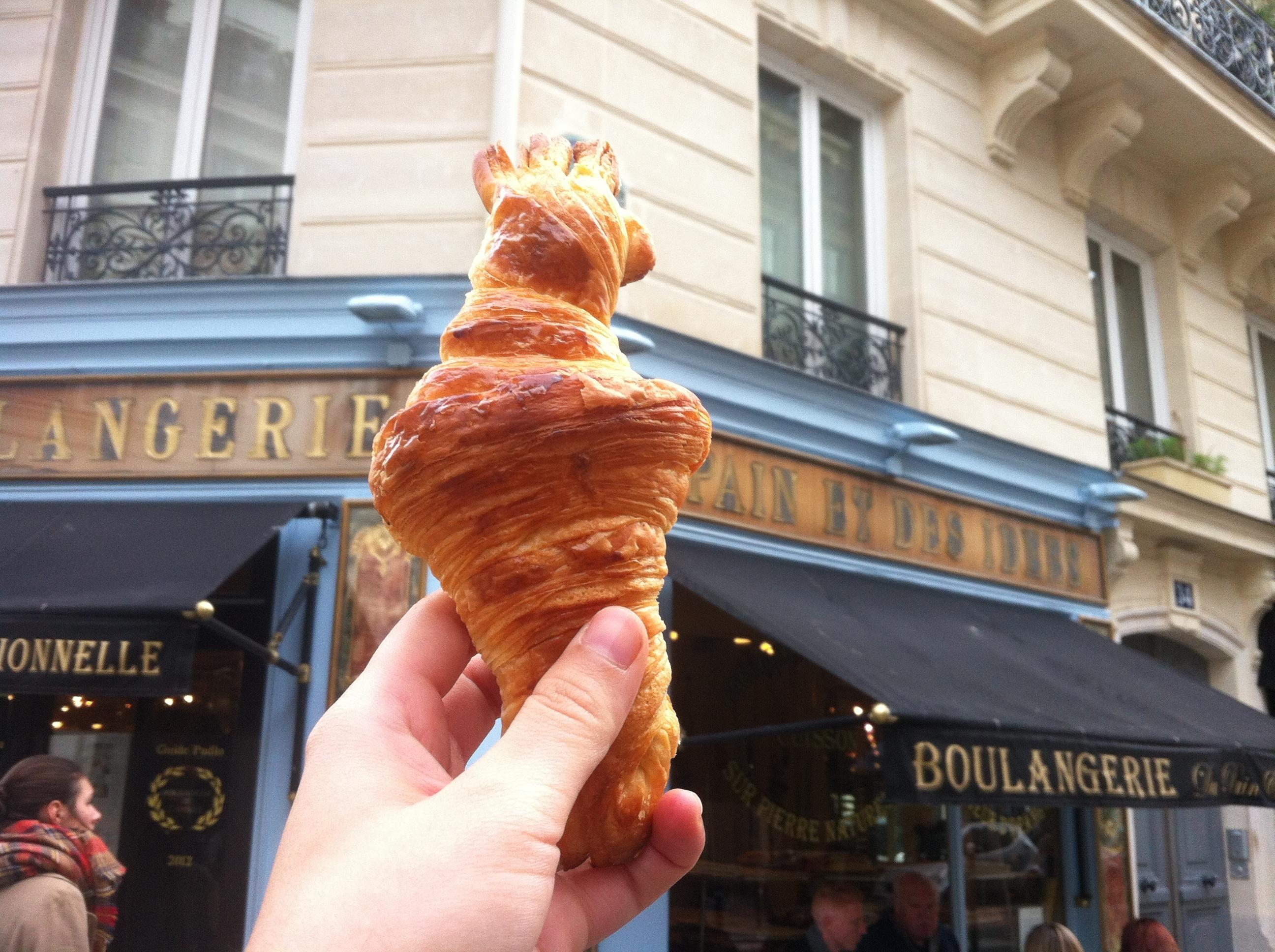 Du Pain et des idées best croissants