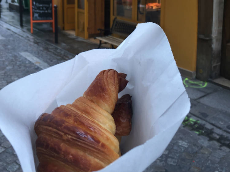 Boulangerie Terroir d'Avenir 16/20