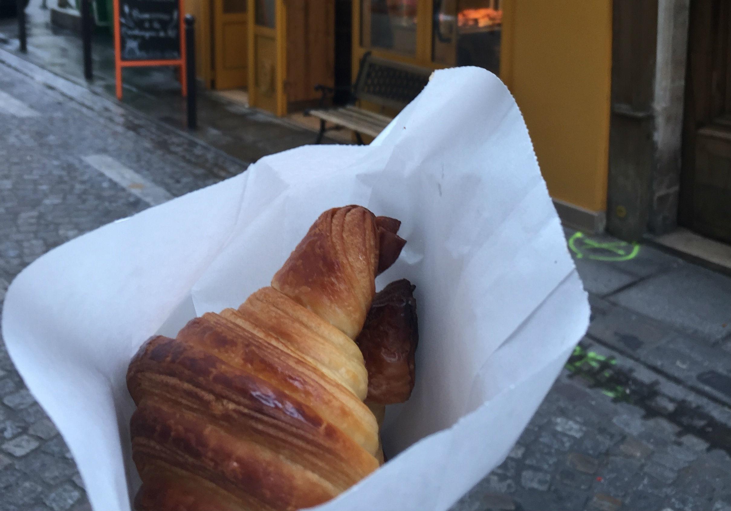 Boulangerie de Terroirs best croissants