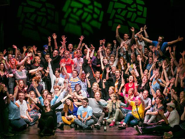 BIG IF, Barcelona Improv Group International Festival