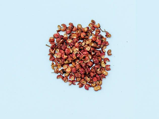 Pimenta Sichuan