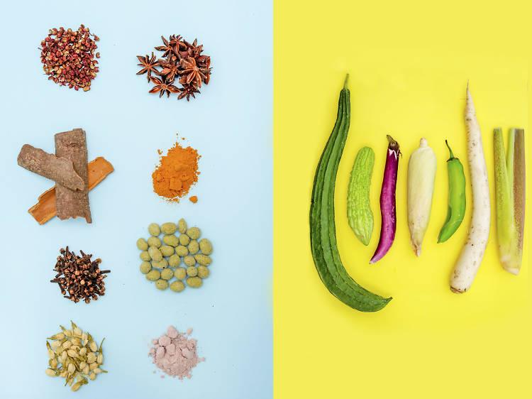 Os melhores sítios para comprar ingredientes insólitos no Martim Moniz