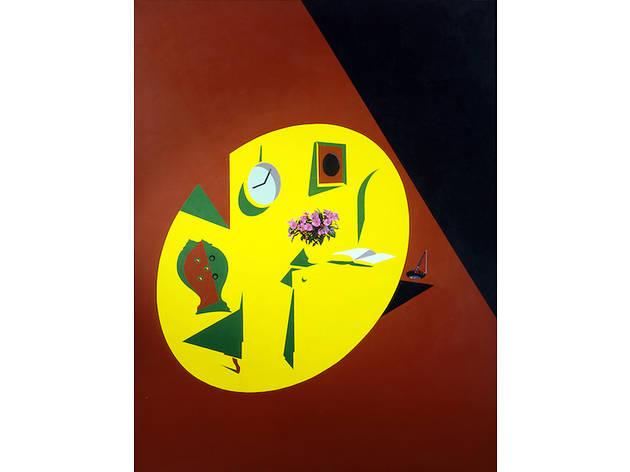 Patrick Caulfield: Stillness And Drama