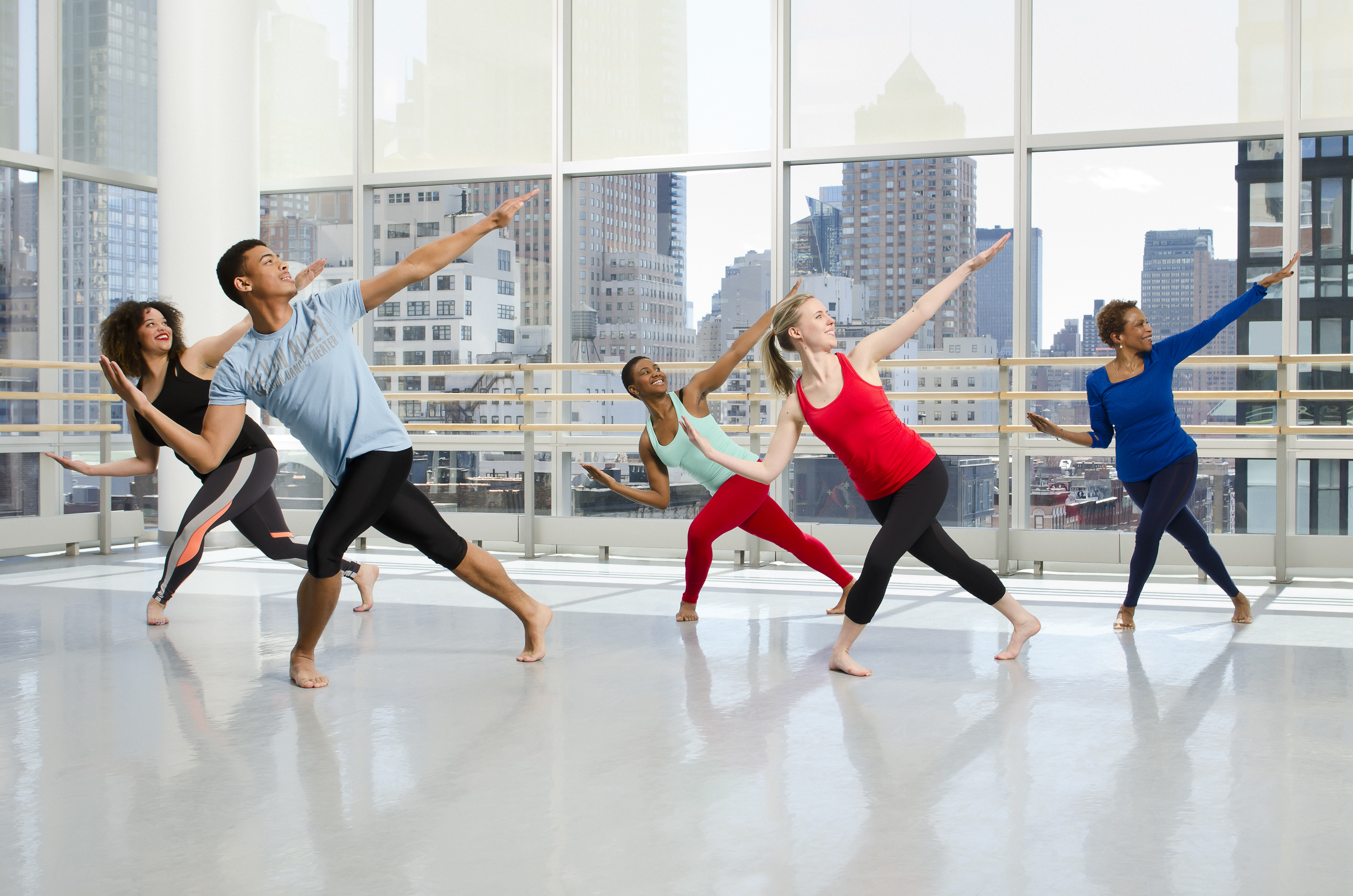 Best dance classes nyc has to offer in ballet tap jazz for Contemporary dance classes nyc