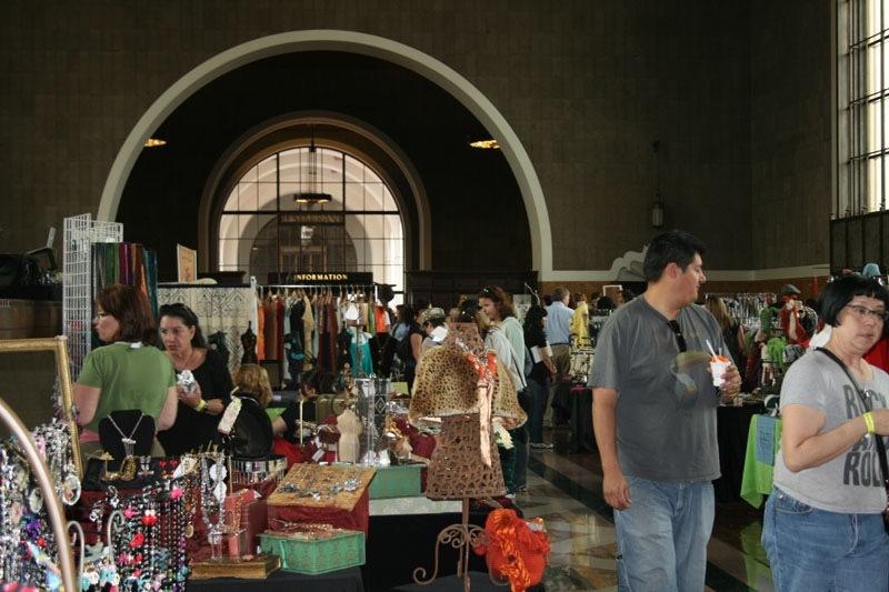 Odd Market at Union Station