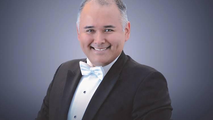 Javier Camarena en el Auditorio Nacional