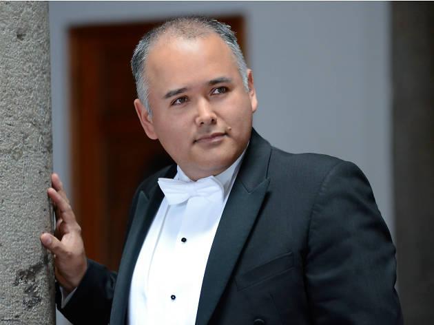 Javier Camarena Pasión por la Ópera