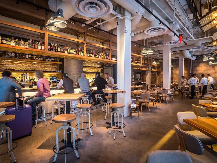 Best restaurants open on Thanksgiving Day