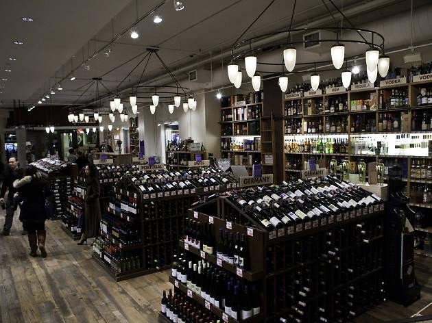 Union Square wine