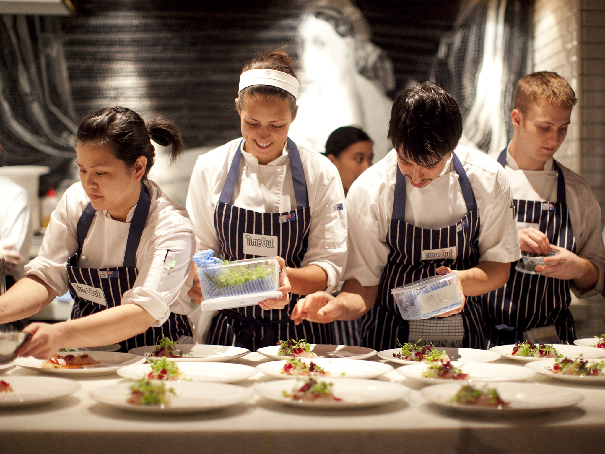 Win a golden ticket to the Time Out Chef Showdown