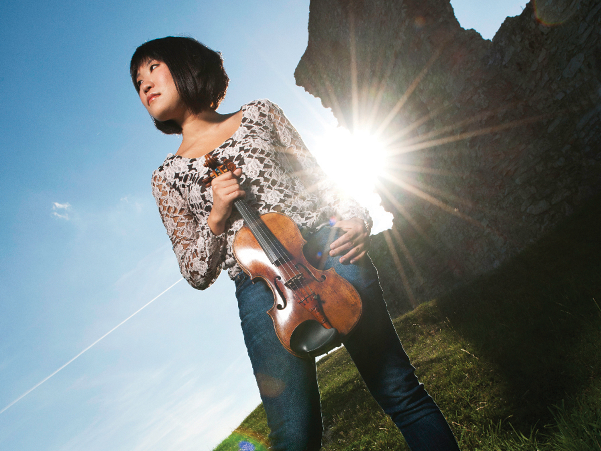 Interview: Violinist Tianwa Yang on Mozart and staying childlike