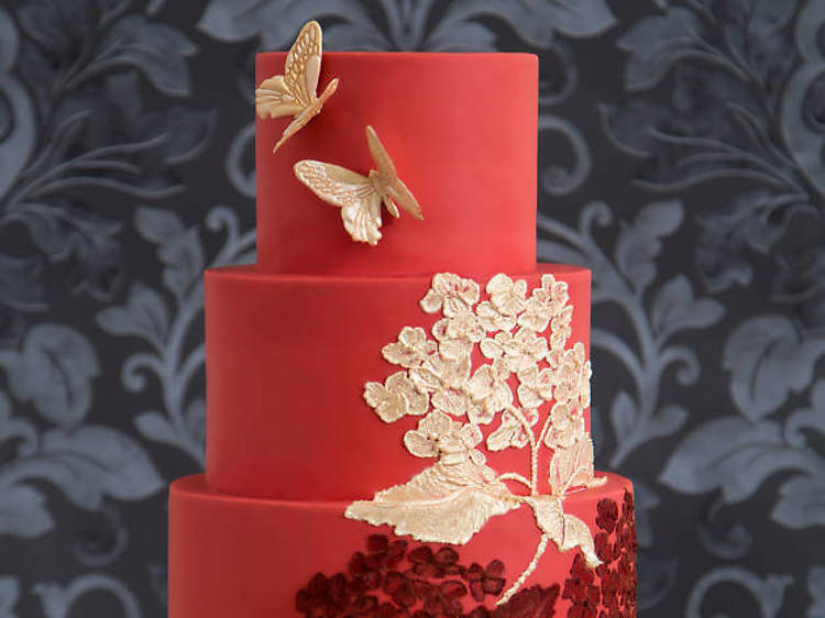 Satisfy your sweet tooth with an million dollar cake