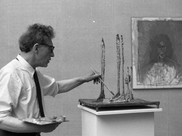 Modern anxiety and the master of gloom: why we still love Giacometti