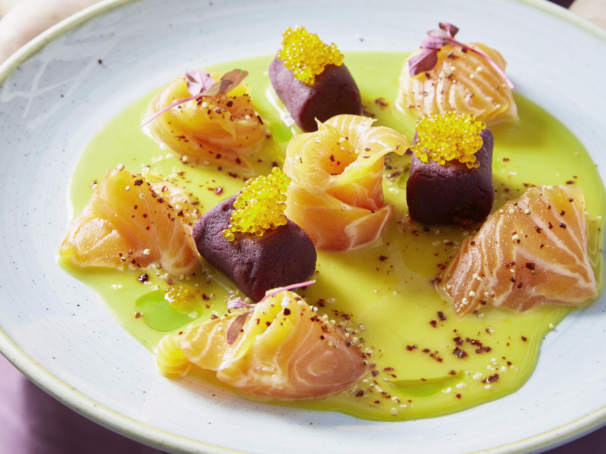 The best restaurants in Soho