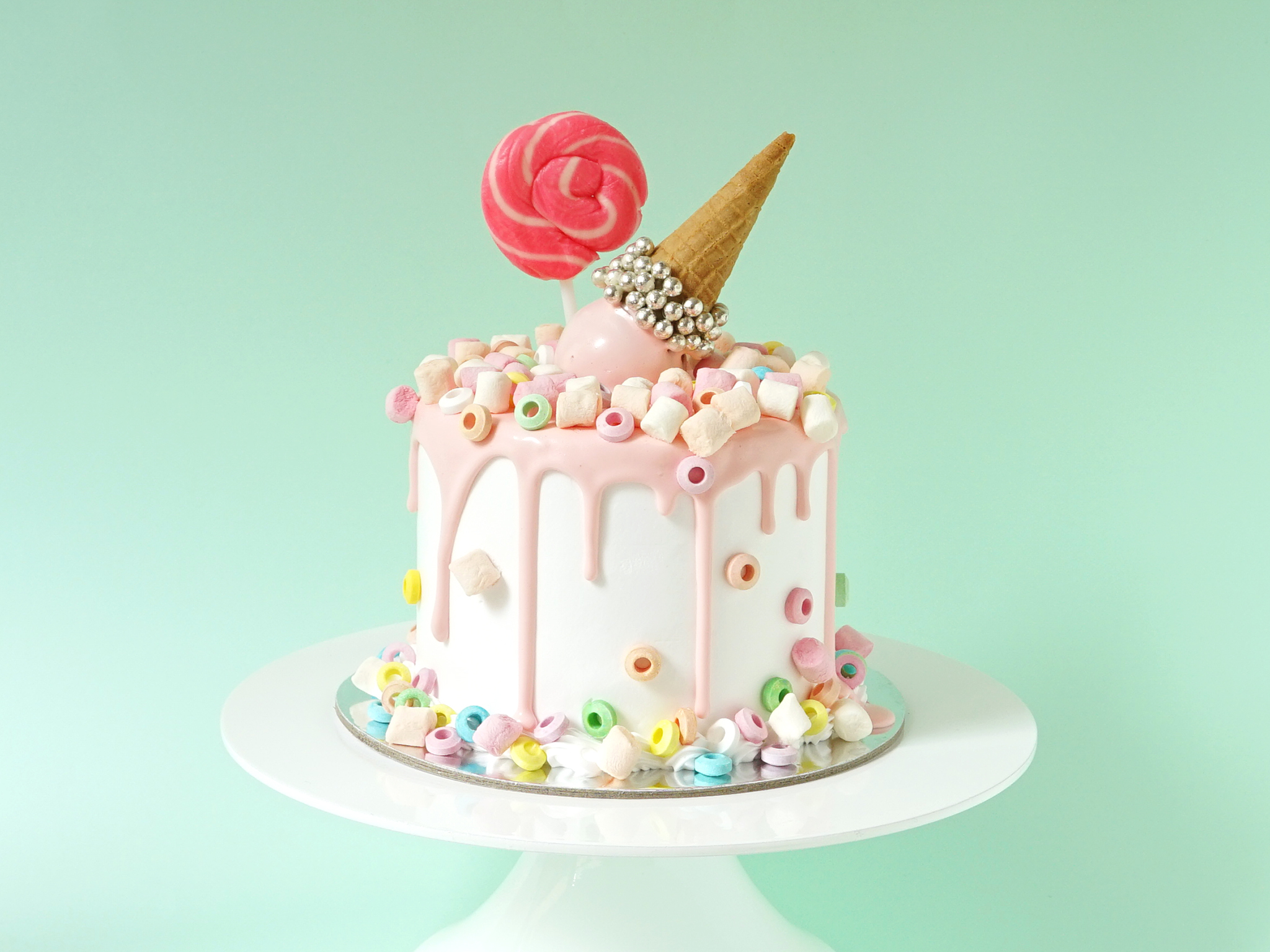 The best designer cake boutiques in Hong Kong