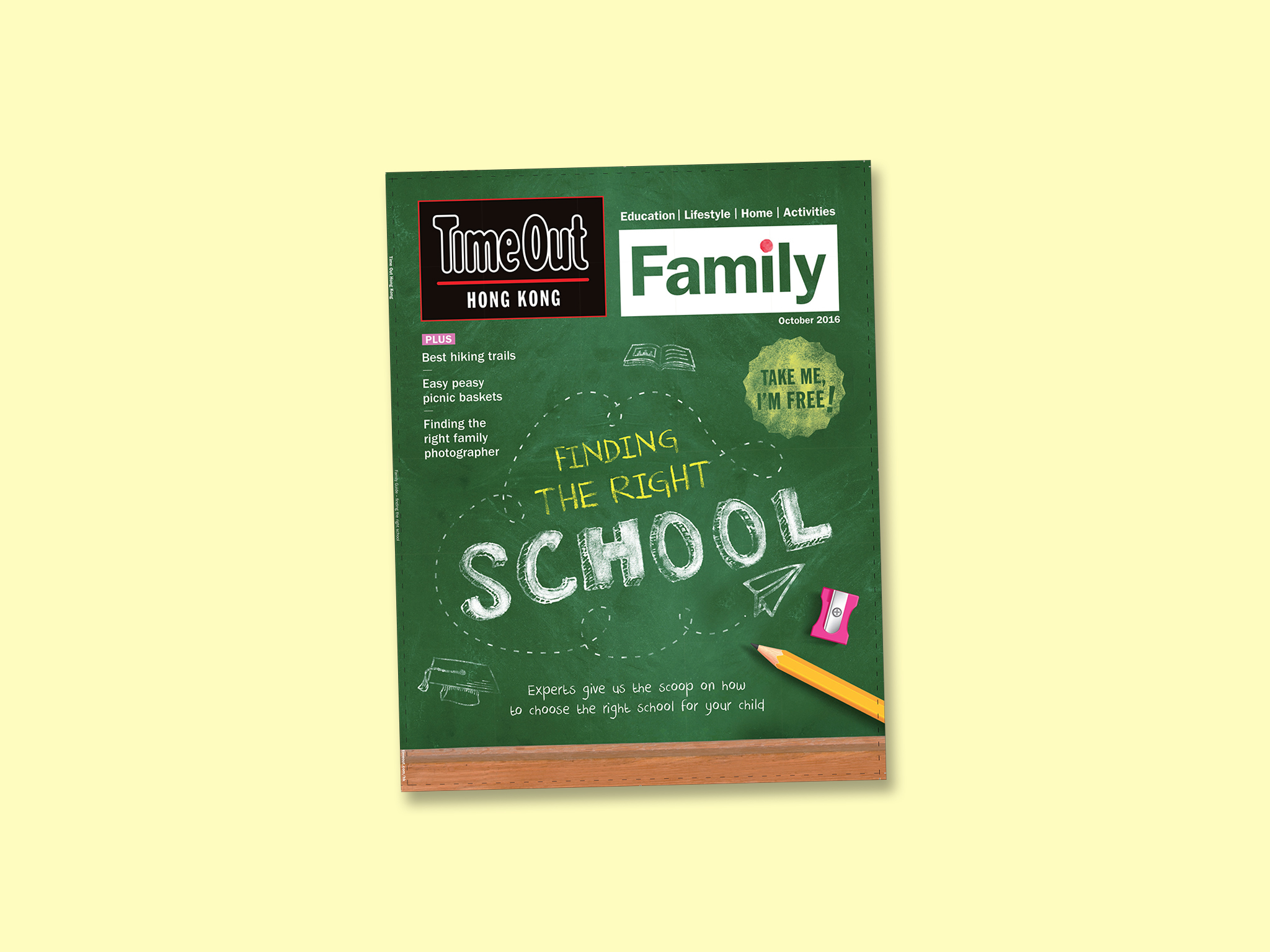 Time Out Family: Read the first issue online