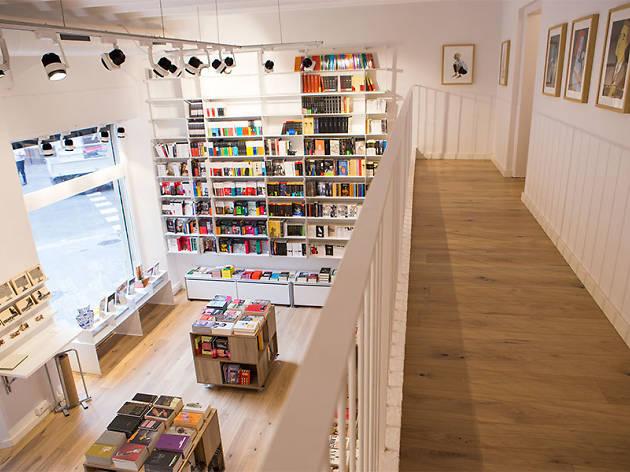 Obre la llibreria Malpaso