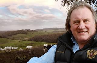 'A pleines dents', l'émission où Gérard Depardieu mange de tout, revient sur Arte