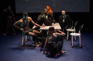 Theater review: In The Loon, Witness Relocation gets crazy with dance-theater