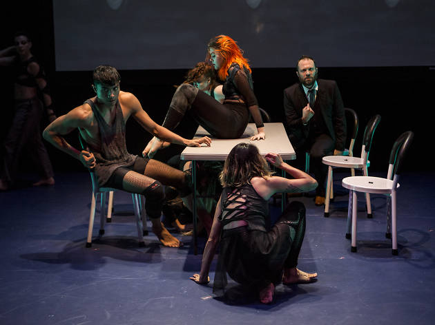 Review: In The Loon, Witness Relocation gets crazy with dance-theater