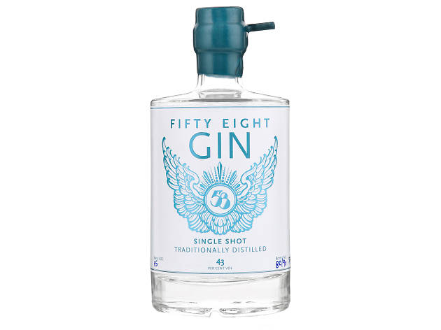 London's best gins, Fifty Eight Gin