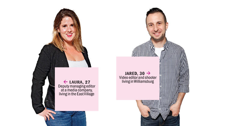 Meet the Undateables: Laura and Jared