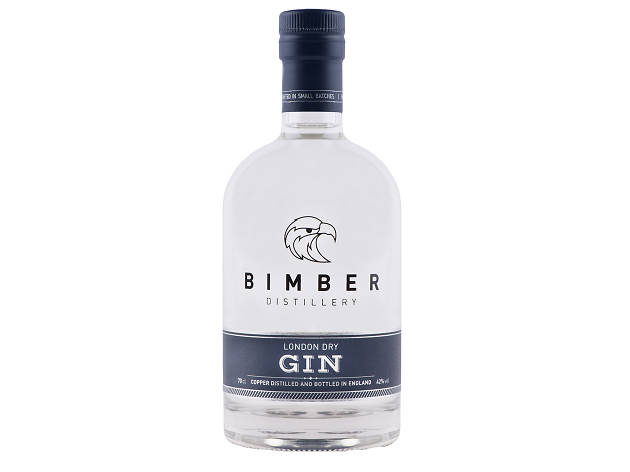 London's best gins, bimber