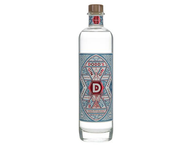 London's best gins, dodd's