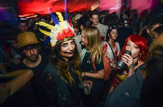 Secretsundaze, Halloween parties in London 2016