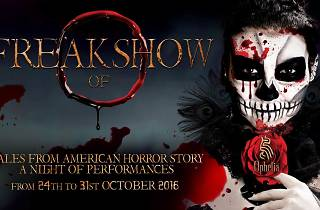 Halloween: Freak Show of O