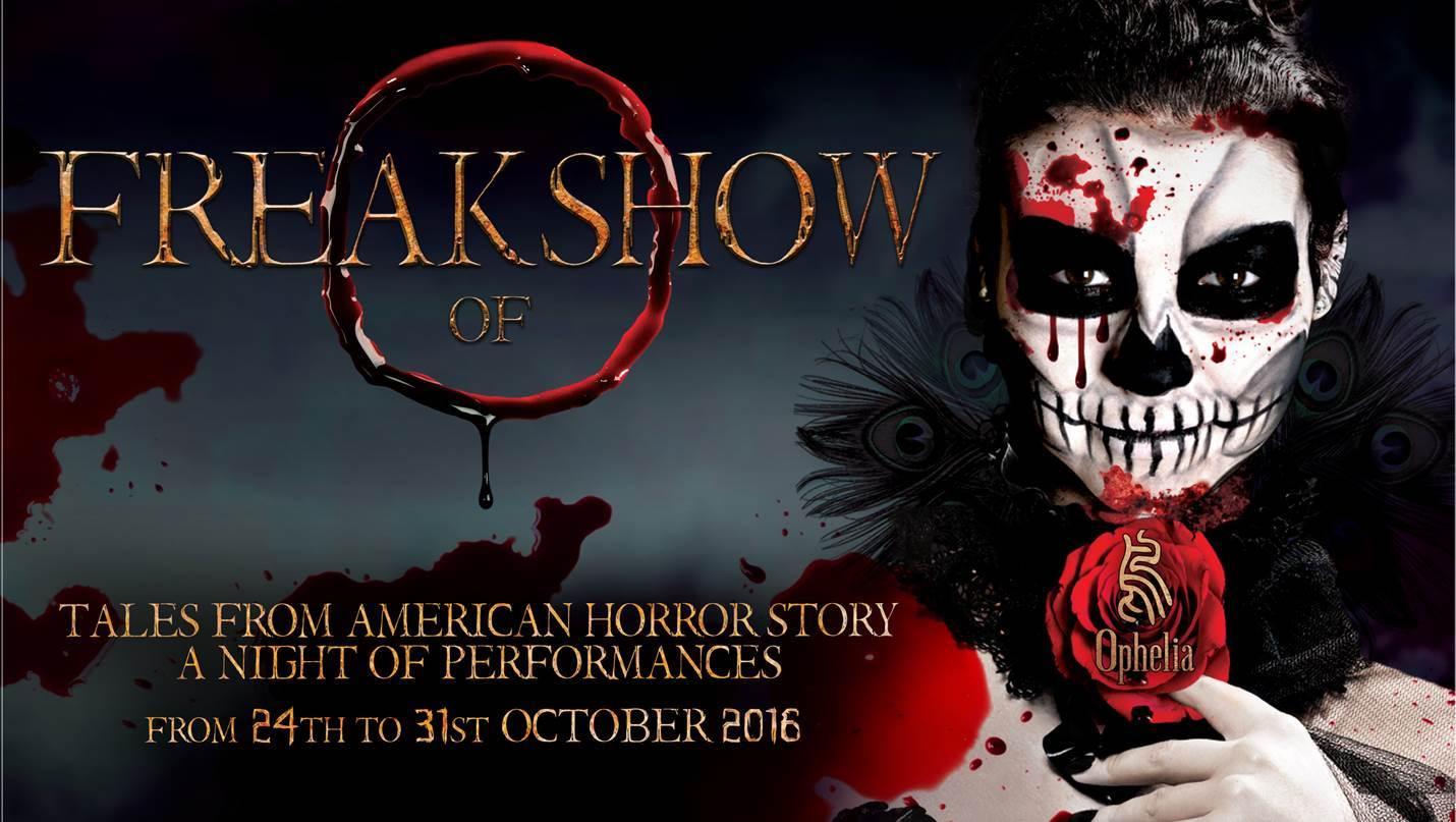 Halloween: Freak Show of O