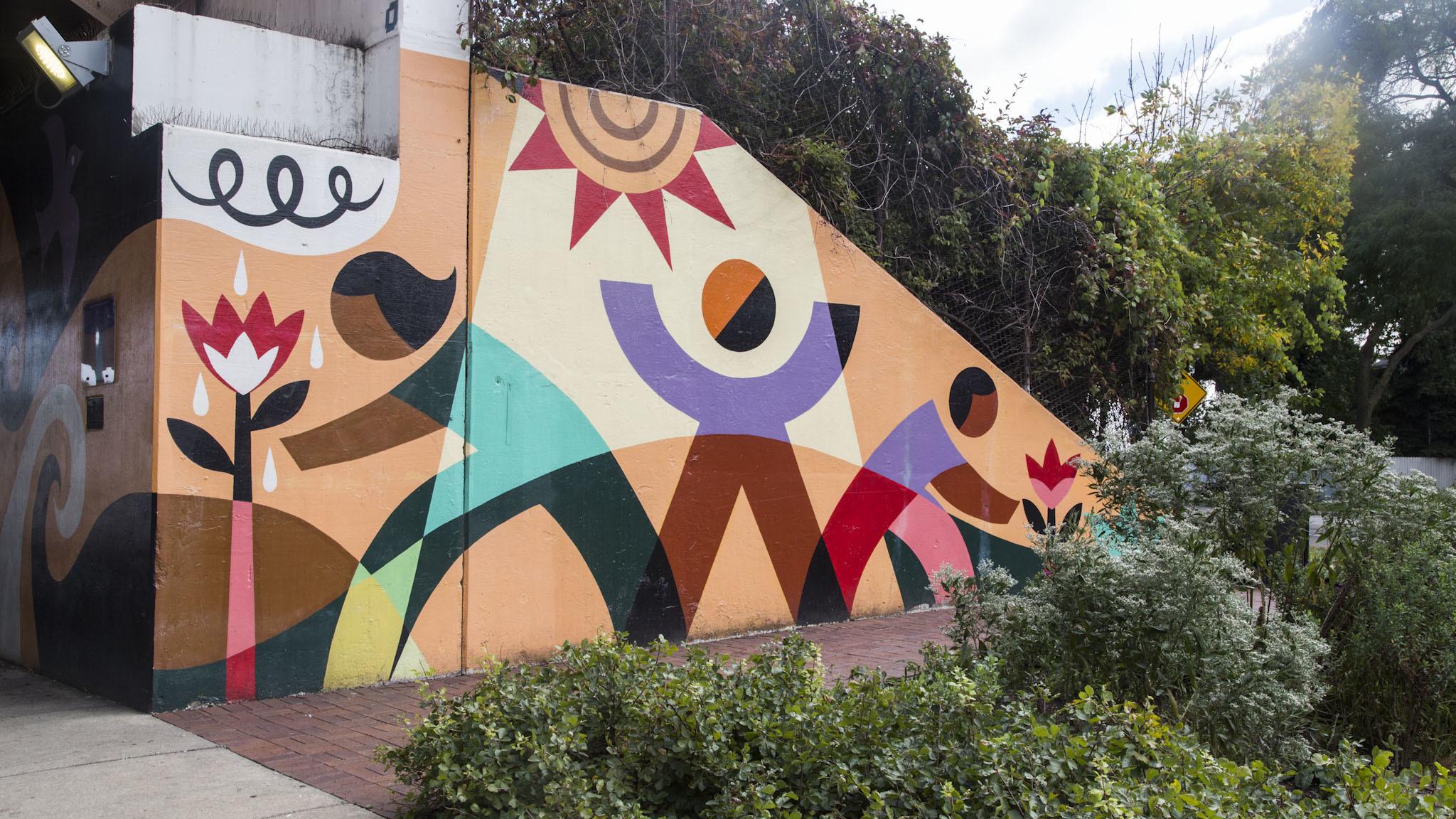 Avondale Mural