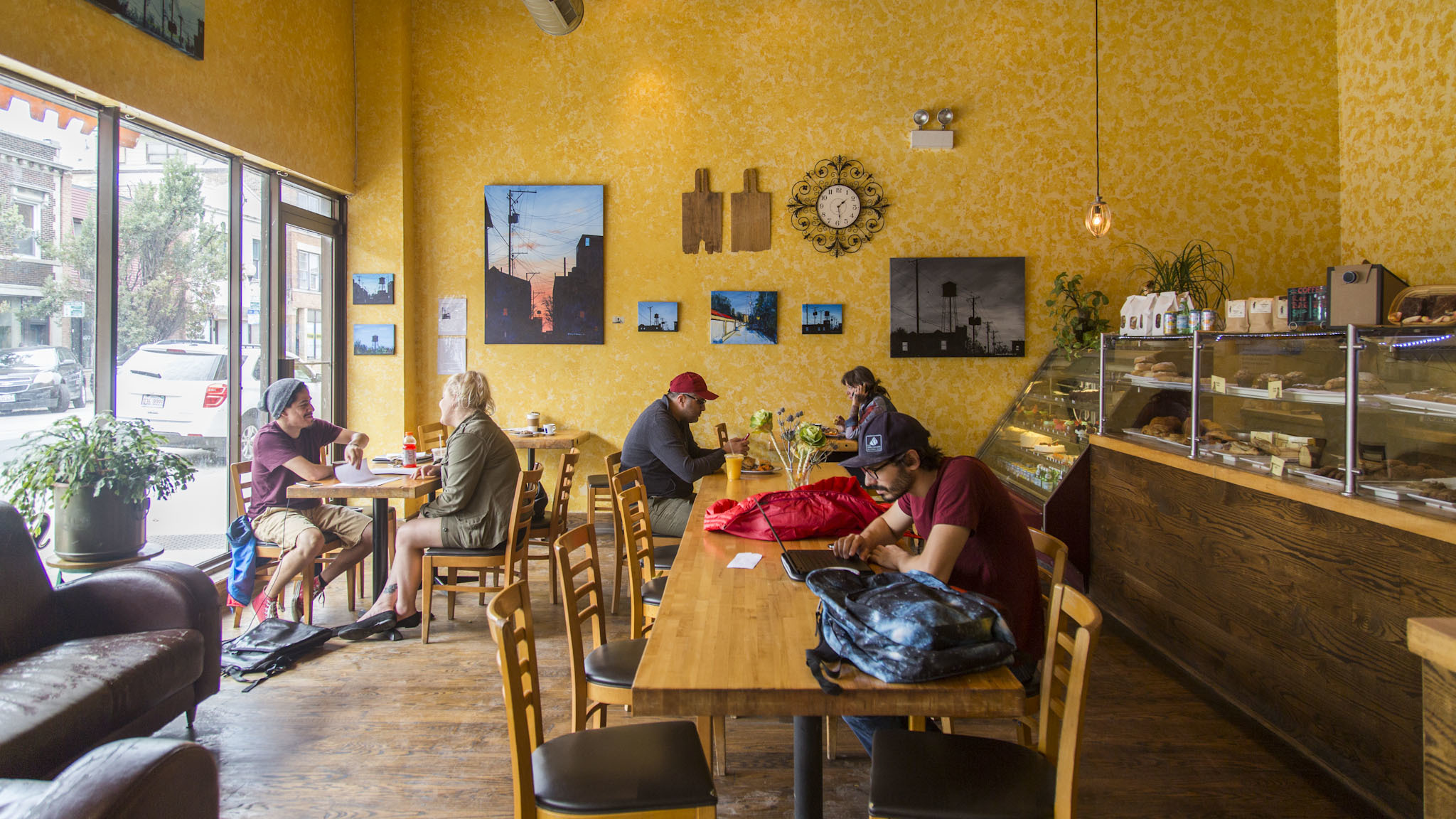 La Farine Bakery & Cafe