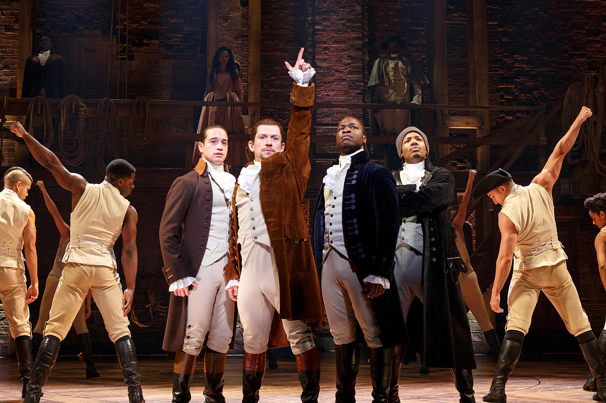 Five-star theater review: 'Hamilton' opens in Chicago
