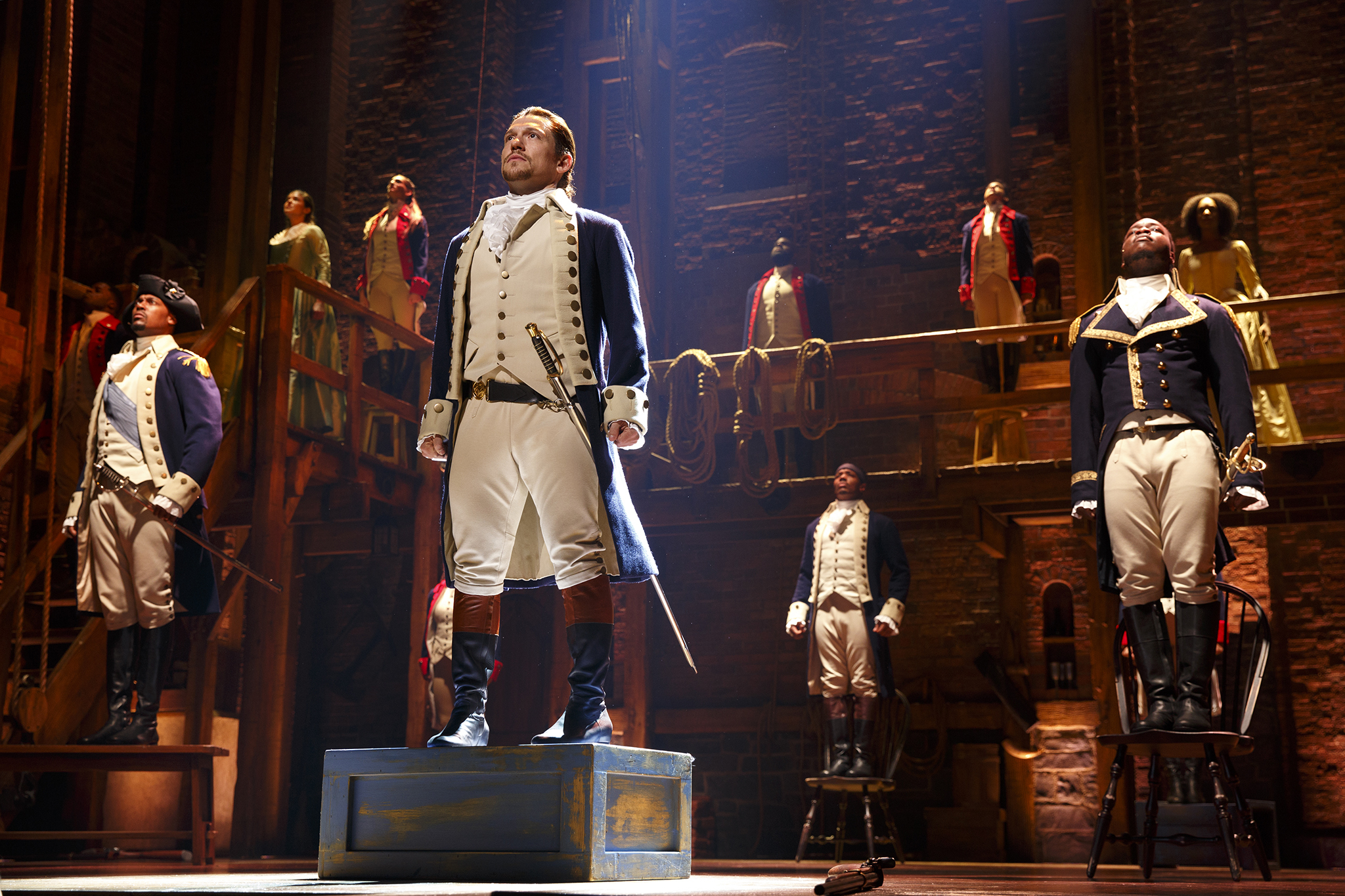 Everything you need to know about seeing Hamilton in Chicago