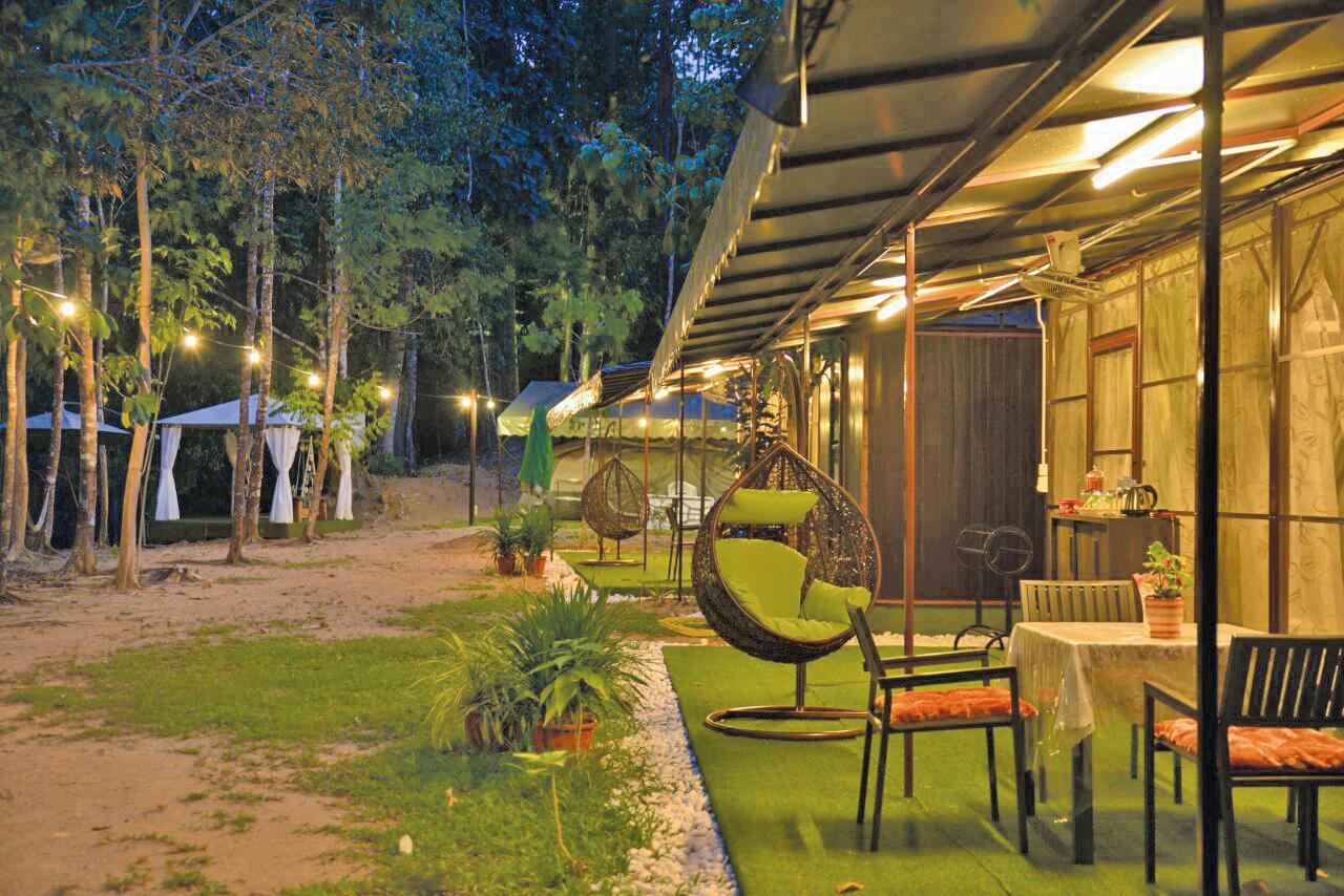 Tanah Aina Fahad Glamping Resort, Pahang