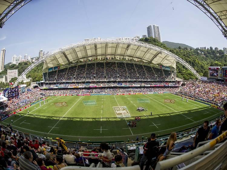 Hong Kong Stadium