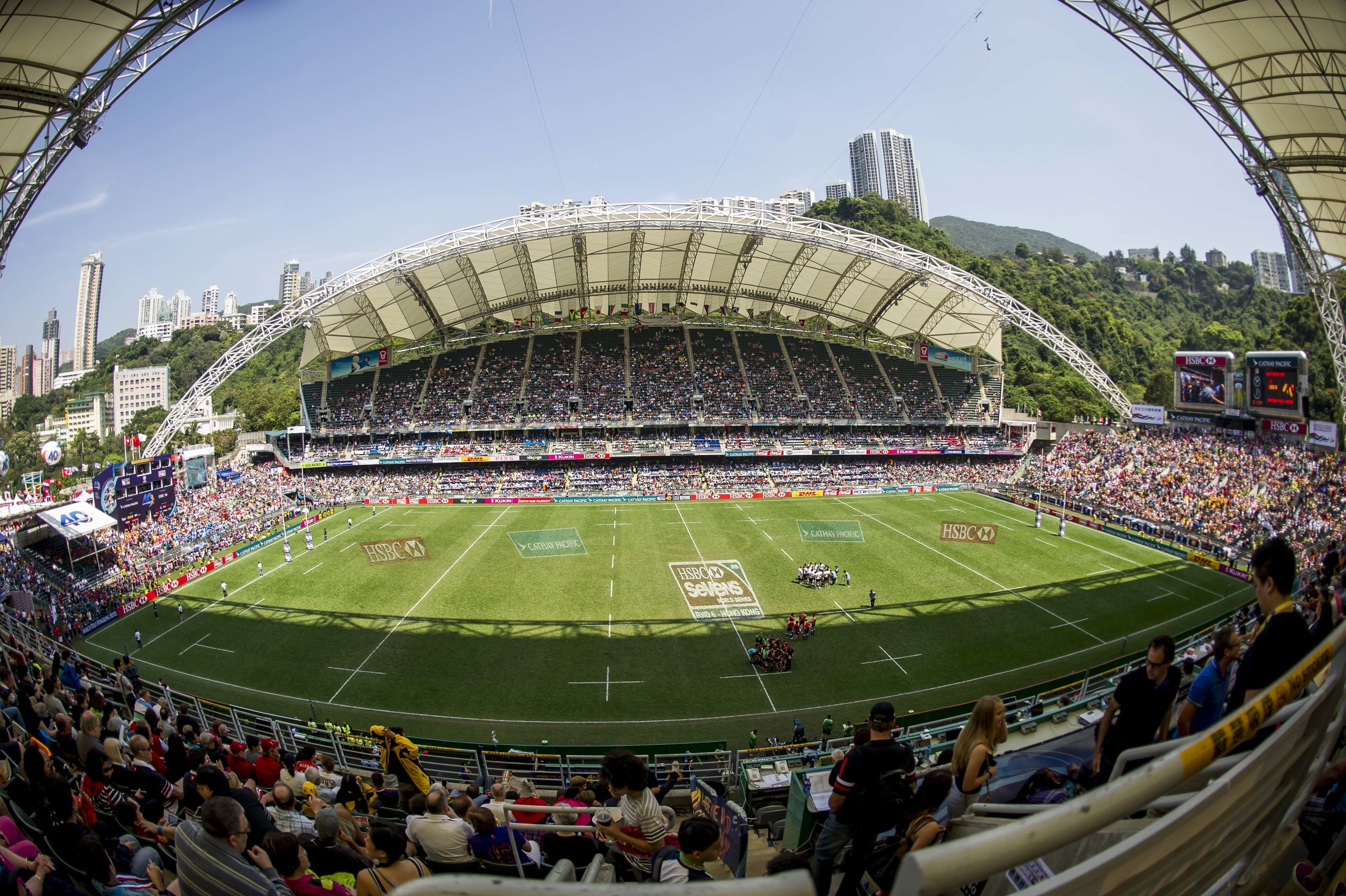 Win a trip to Hong Kong for the Rugby Sevens